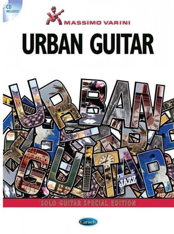 Urban Guitar solo Guitar Special Edition