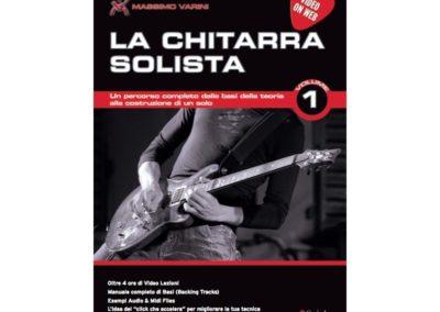La Chitarra Solista video on web edition