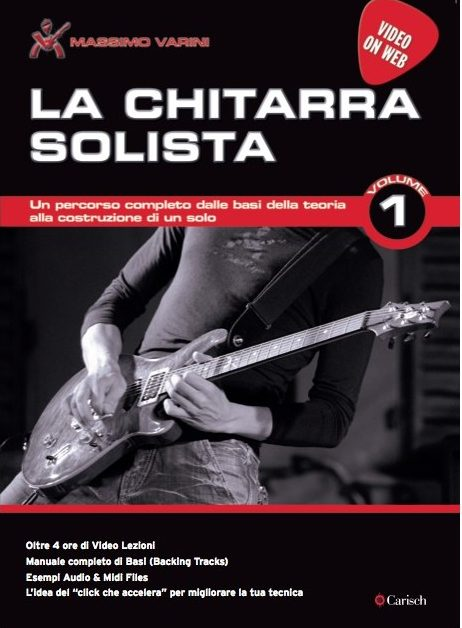 La Chitarra Solista video on web edition