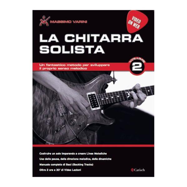 La Chitarra Solista 2 video on web edition