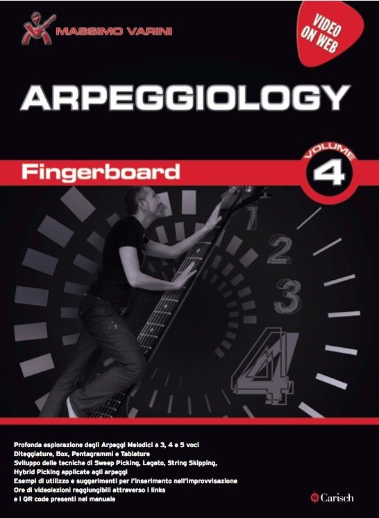 Arpeggiology Fingerboard 4 Video On Web edition