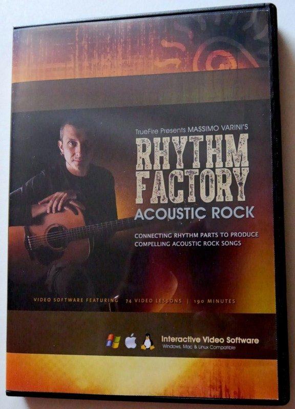 Rhythm Factory