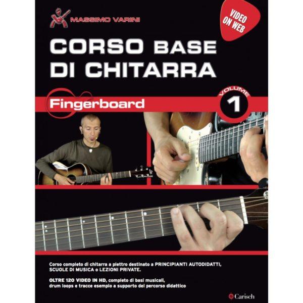 Fingerboard Volume 1 Corso Base di Chitarra