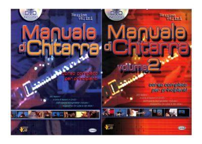 Bundle Principianti Manuale di Chitarra Vol1 e Vol2
