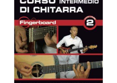 Fingerboard Volume 2 Corso Intermedio di Chitarra