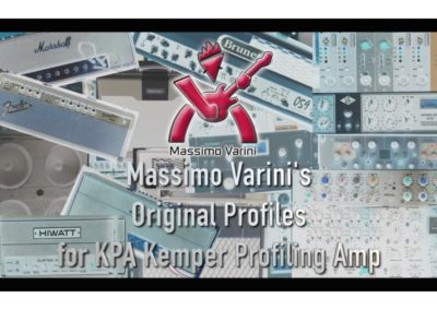 Acoustic Guitar Original Kemper Profile from Massimo Varini