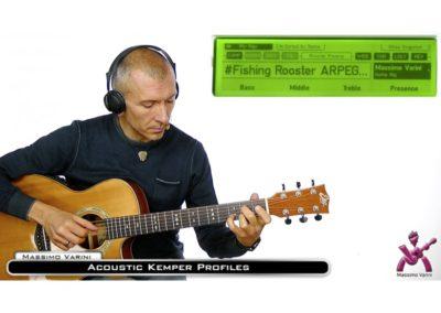 Acoustic Guitar Original Kemper Profile from Massimo Varini