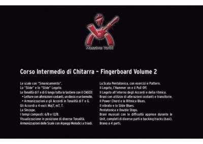 Fingerboard Volume 2 Corso Intermedio di Chitarra DVD