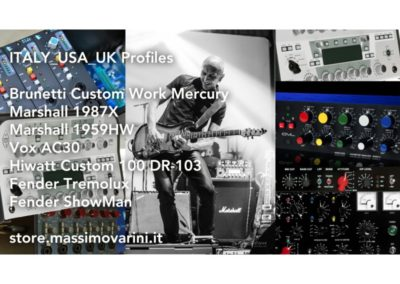 ITA USA UK Original Kemper Profile from Massimo Varini