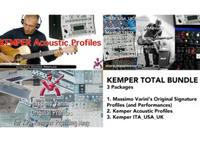 TOTAL BUNDLE KPA Kemper Profiles - Massimo Varini