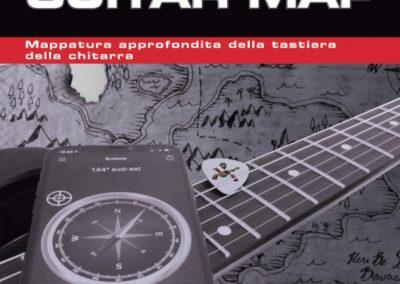 GUITAR MAP - La mappatura della tastiera della chitarra