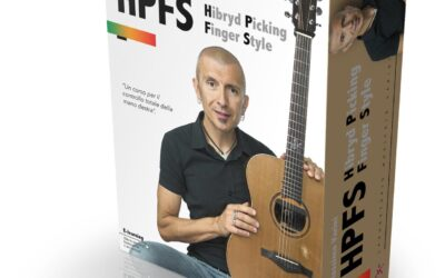 HPFS il nuovo corso di Hybrid Picking and Finger Style