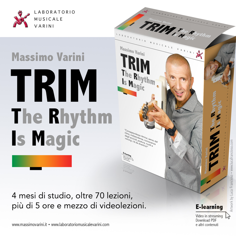 TRIM The Rhythm Is Magic Massimo Varini Laboratorio Musicale Varini
