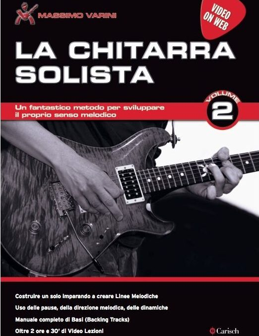 LA CHITARRA SOLISTA VOLUME 2
