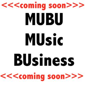 MUBU Music Business immagine Coming soon